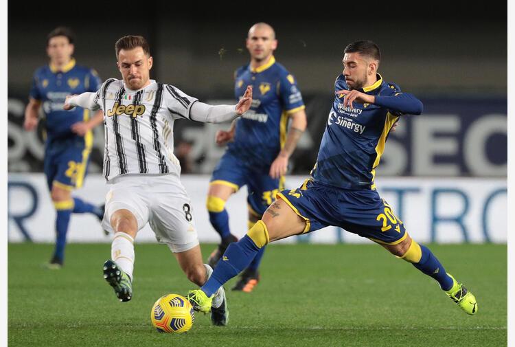 Ramsey 'alla Juve due stagioni complicate'