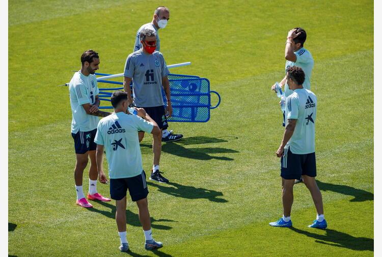 Europei:giocatori Spagna si vaccinano a tre giorni 1/o match