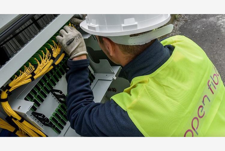 Piemonte, Open Fiber porta la banda ultra larga a Pinerolo