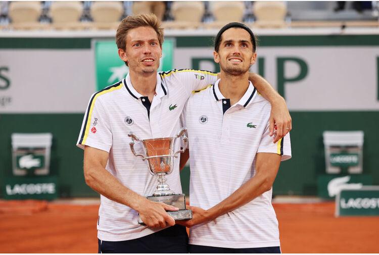Roland Garros, il trionfo speciale di Herbert e Mahut