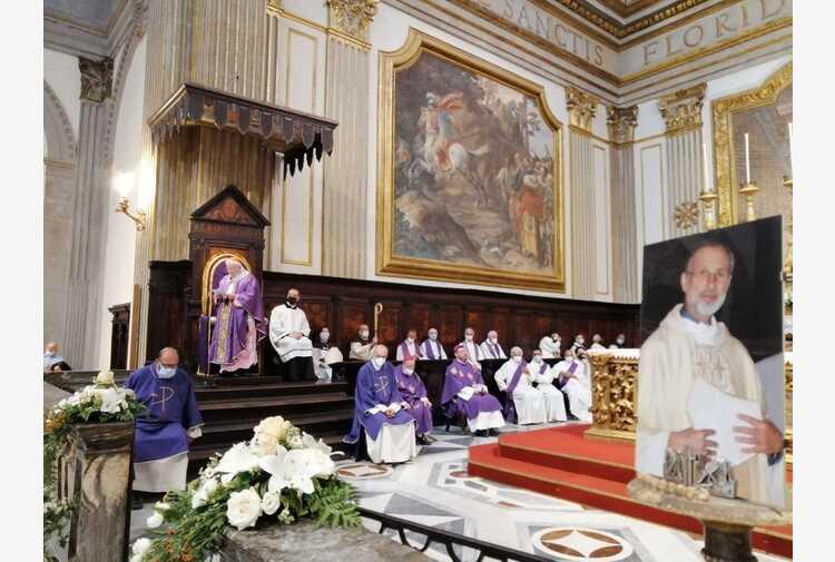 Umbria ricorda mons. Ivo Baldi morto di Covid in Perù