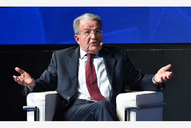 Prodi, io presidente Repubblica? Sono sempre stato uomo di parte