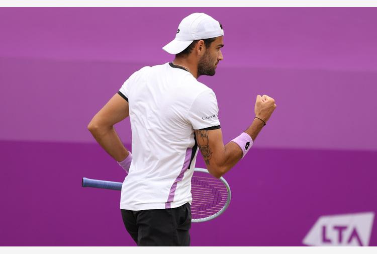 Matteo l'erbivoro lancia la sfida: 'Ora punto a vincere gli Slam'