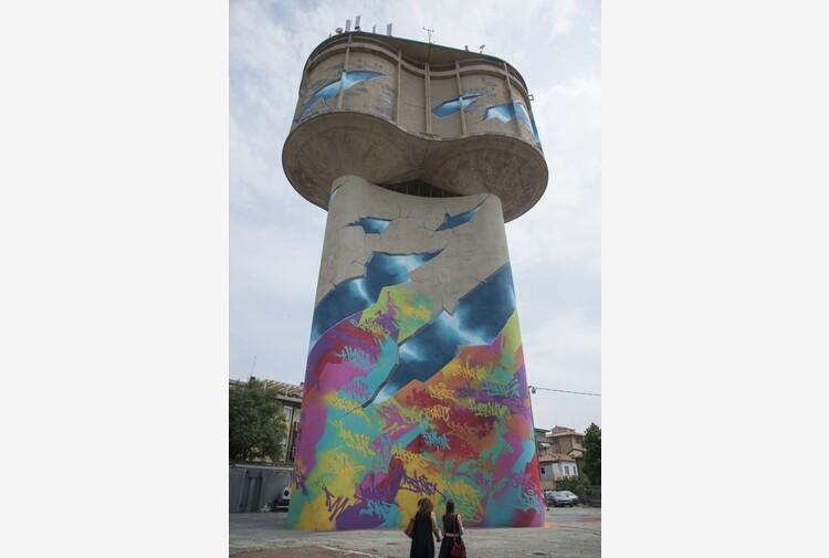 A Padova l'opera di street art più grande d'Italia