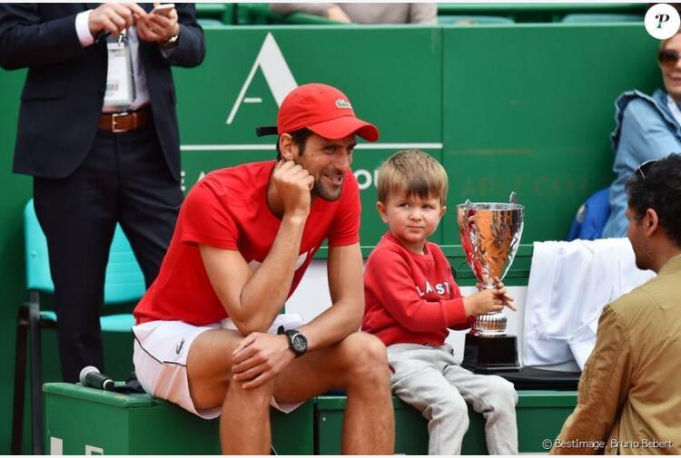 Olympia e Stefan, come chiamarsi Williams e Djokovic col sorriso…