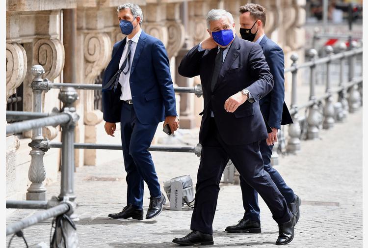 Fisco: Tajani, detto a Draghi che riforma è priorità di FI