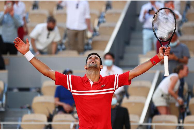 Ranking Atp: per Djokovic 326 settimane da re, Berrettini minaccia Federer