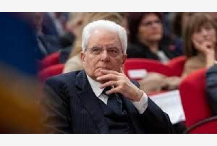 Pnrr, Mattarella: grande opportunità, serve clima collaborazione
