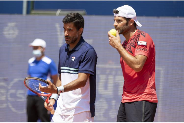 Maiorca: Bolelli è in semifinale nel doppio