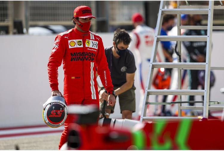 F.1: GP Stiria. Sainz 'Questa pista non perdona gli errori'