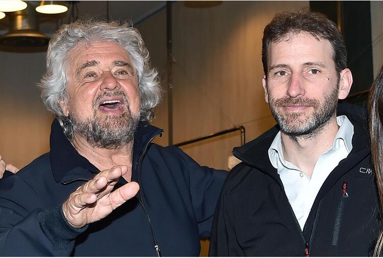 M5S: Casaleggio, su '2 mandati e a casa' Grillo ci crede