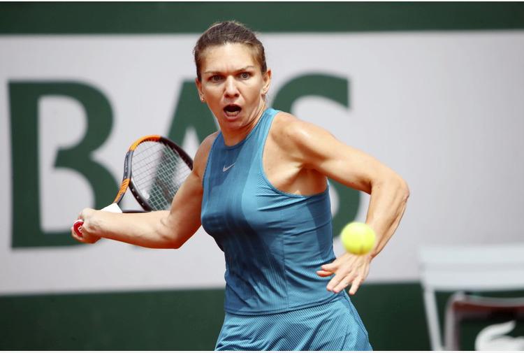 Tennis: Simona Halep rinuncia a Wimbledon