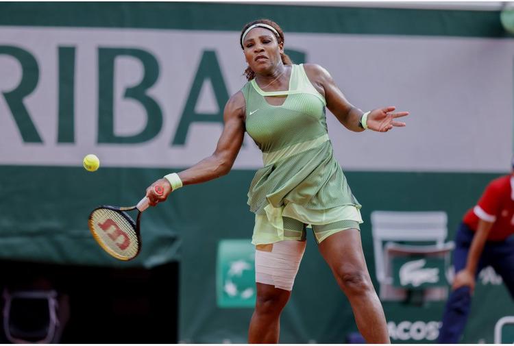Niente Olimpiadi di Tokyo per Serena Williams