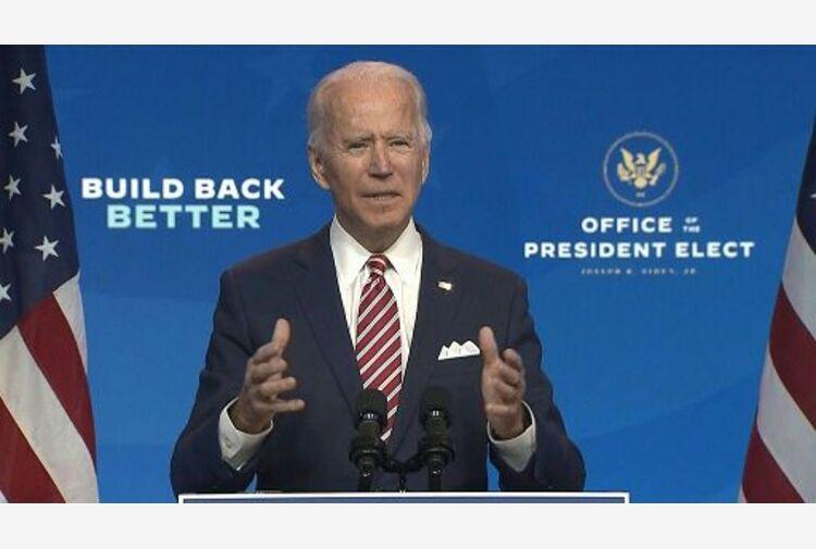 MO, Biden a Rivlin: con me l'Iran non avrà mai un'arma nucleare
