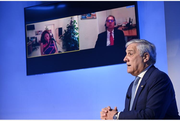 L.elettorale: Tajani, prima riforme per rilancio Paese