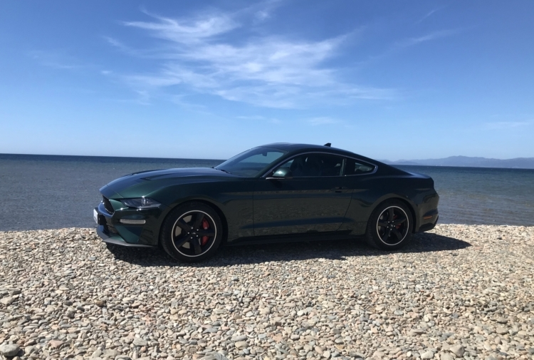 Ford Mustang Bullitt, test drive dell'edizione limitata da 460 CV