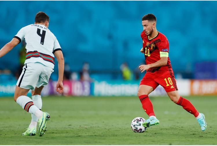 Euro2020: Belgio, Eden Hazard 'Non so se il mio torneo è già finito'