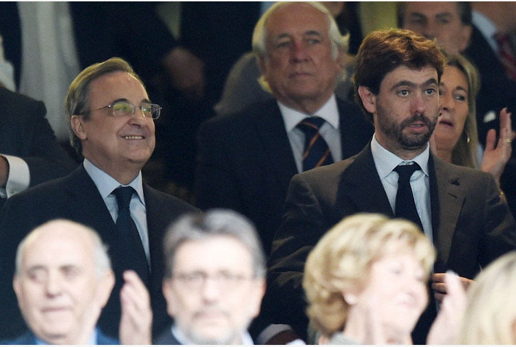Calcio: Tebas punge Perez 'Superlega? Si spacciano per Robin Hood'