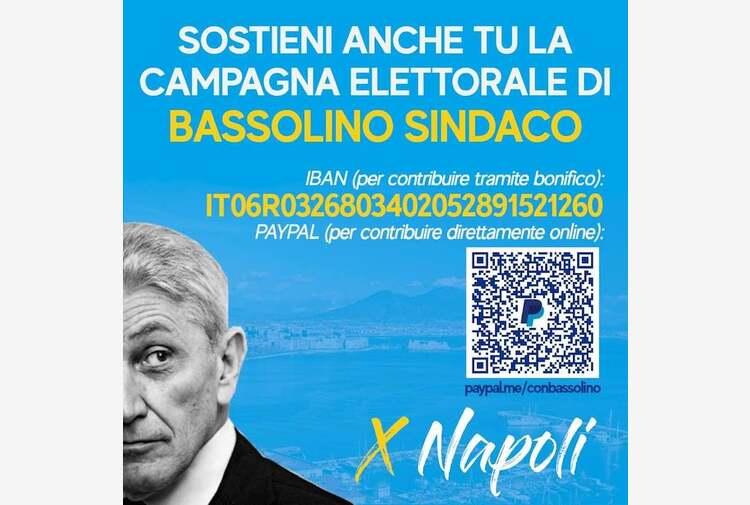 Comunali Napoli, Bassolino lancia crowdfunding per la sua campagna elettorale