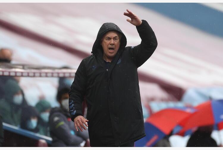 Calcio: El Mundo,Fisco iberico sequestra stipendio Ancelotti