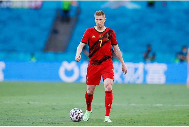 Euro2020: Ottimismo Belgio su recupero De Bruyne per l'Italia