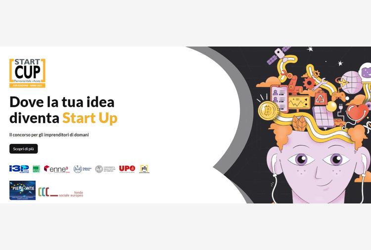 Imprese, al via XVII edizione 'start cup' Piemonte-Valle d'Aosta