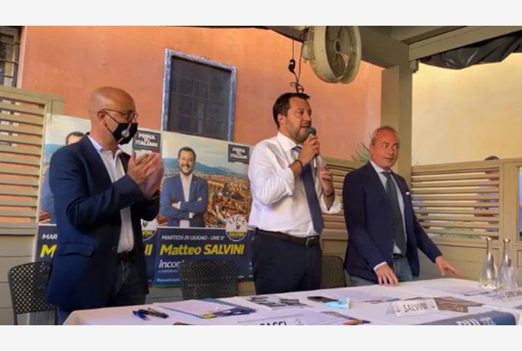 Comunali:Salvini,più candidati a Milano?Meglio abbondare