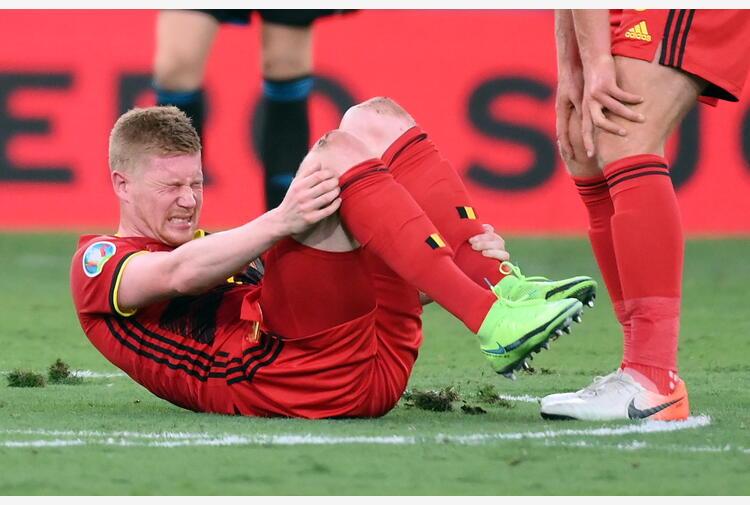 ++ Europei: Hazard e De Bruyne ancora niente allenamento ++