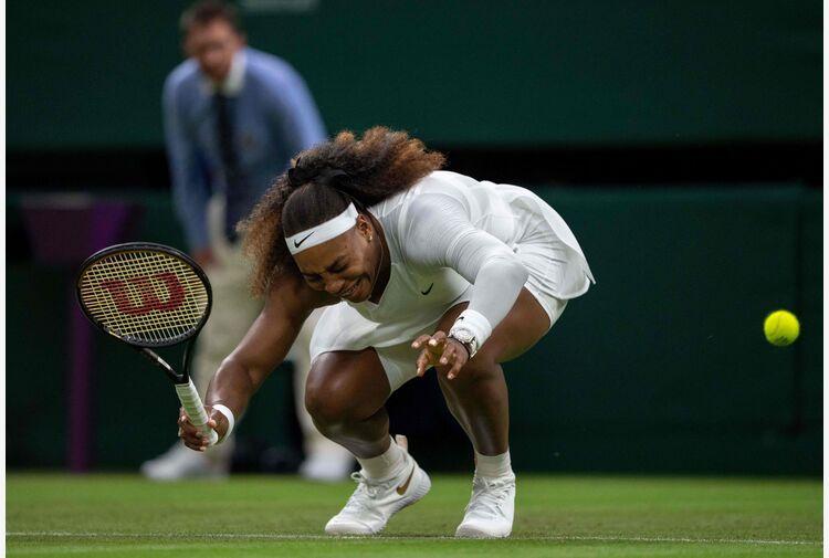 Serena, la maledizione del tennis donne parte da 'Little Mo'