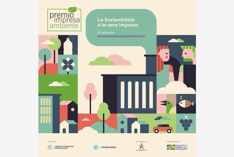 Al via la IX edizione del Premio Impresa Ambiente