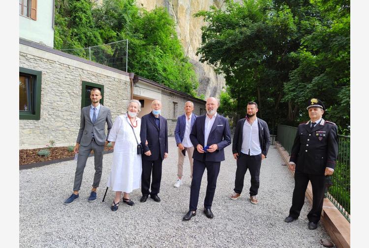 E.Romagna, riapre l'Eremo di Bismantova ristrutturato