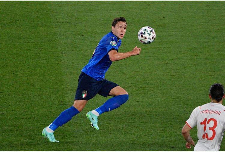 Euro2020: Nazionale. Chiesa 'Spinazzola? Dispiace tanto, ci mancherà'