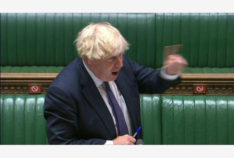 Covid, Johnson: dal 19 luglio stop restrizioni in Inghilterra