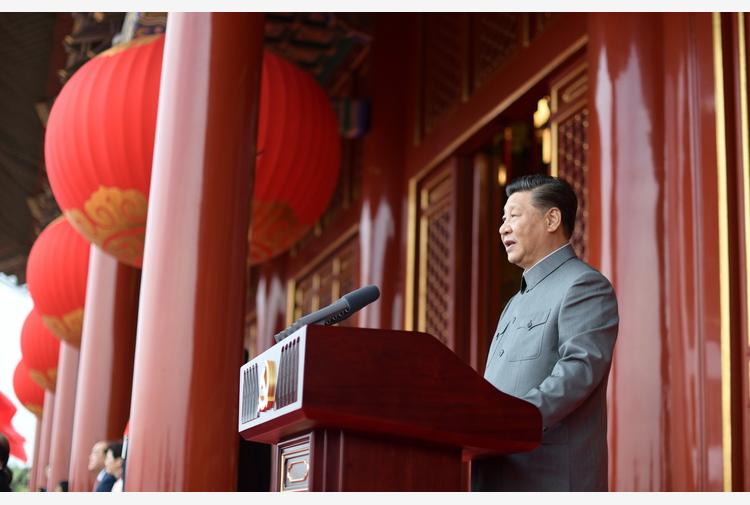Trilaterale Macron-Merkel-Xi, al centro rapporti Ue-Cina