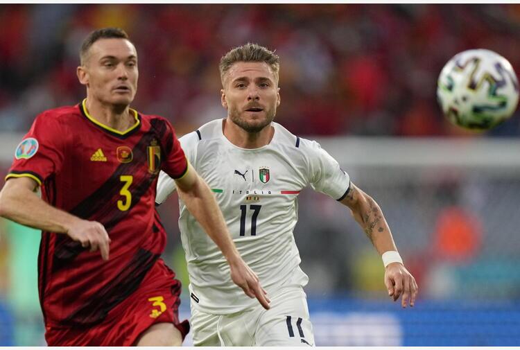 Europei: Mancini 'Immobile?Il più criticato spesso decisivo'