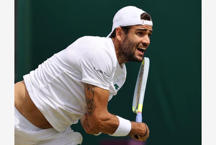 """Parole da Slam: Berrettini: """"Noi del tennis, per unire come la Nazionale"""""""