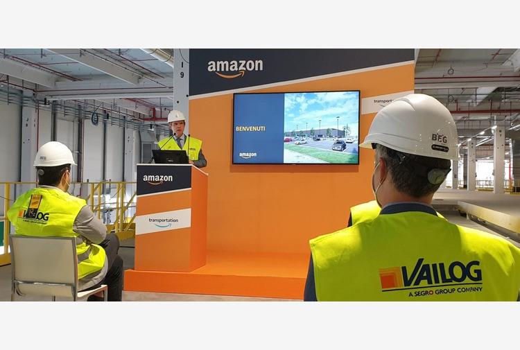 Amazon verso il 'day one' a Spilamberto: il nuovo centro di smistamento aprirà a ottobre