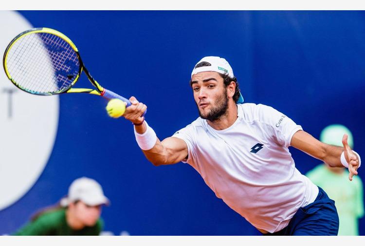 Berrettini nella storia, approda in semifinale a Wimbledon