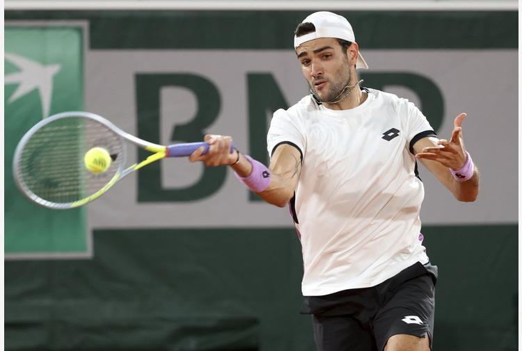 Berrettini 'Semifinale Wimbledon un sogno ma non mi voglio fermare'