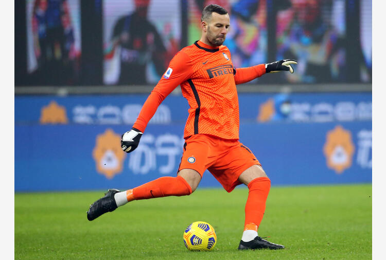 Inter: Handanovic 'belle sensazioni, scudetto da difendere'