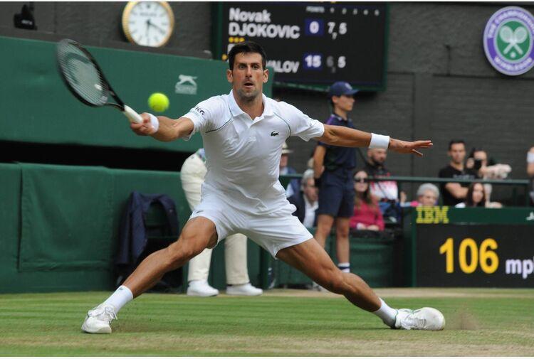 Djokovic vince a Wimbledon, Berrettini ko in 4 set