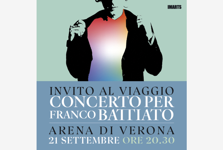 Concerto omaggio a Battiato il 21 settembre all'Arena