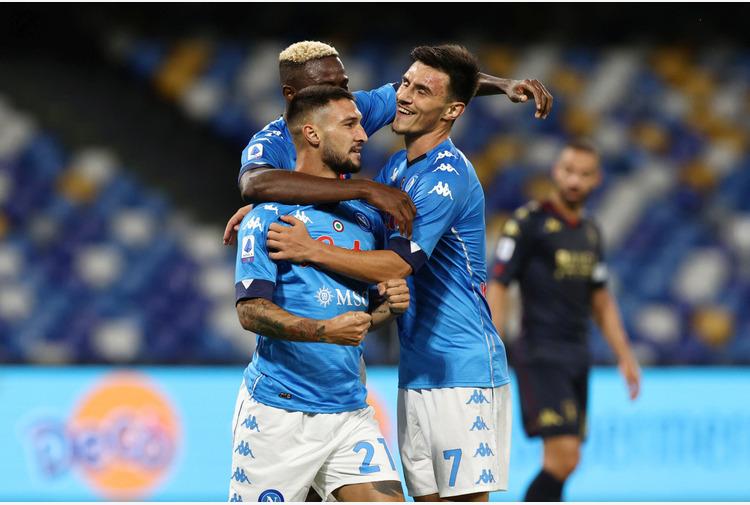 Napoli, Spalletti convoca 27 giocatori per ritiro Dimaro