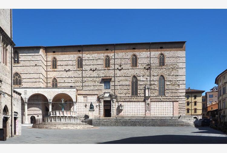Fond. Brunello e Federica Cucinelli, Arcidiocesi e Eni insieme per restauro facciate del duomo di Perugia