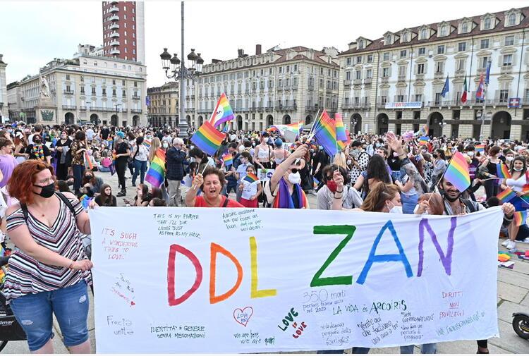 Ddl Zan:Occhiuto a Letta,stop prove forza, serve compromesso