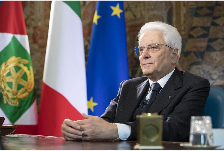 Mattarella 'La pace e' base e anima dell'Unione Europea'