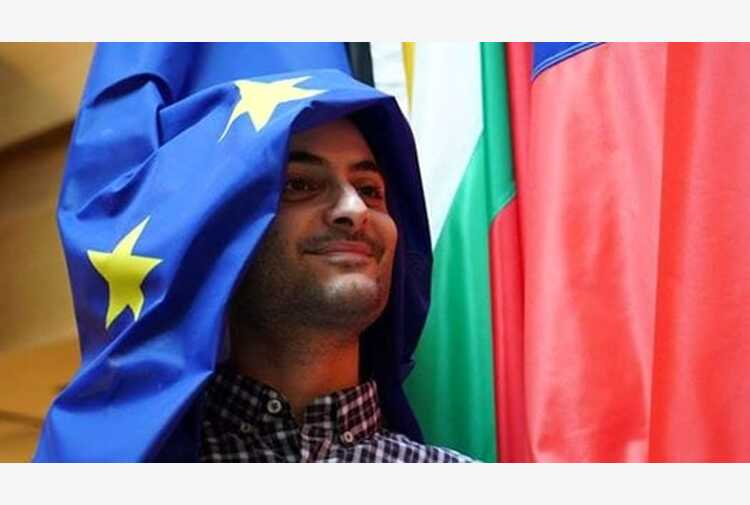 """Laurea ad honorem ad Antonio Megalizzi, Sassoli: """"Ci avrebbe aiutato a parlare ai giovani di un'Europa aperta a tutti"""""""