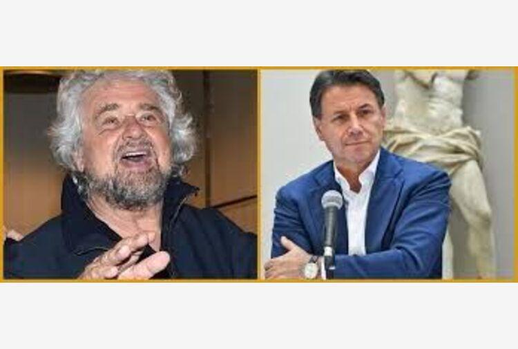 M5S, Grillo indica Conte presidente. Voto su Statuto dal 2 agosto