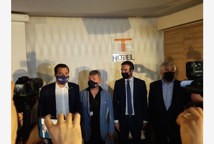 Calabria:Meloni,FdI sta valutando, accordo su regole saltate