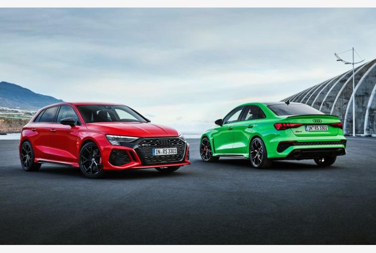 Nuova Audi RS 3, la piu' sportiva di sempre